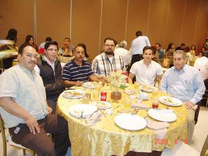 30012017 Jonathan, Rafael, Juan, Antonio, Pedro y Manuel.