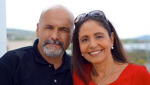 29012017 Fernando Mastroianni y María Richards.