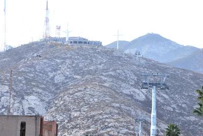 Por los terrenos donde se encuentra la estación del Cerro de las Noas, se trabaja con la Diócesis y propietarios del cerro para concretar la situación jurídica.