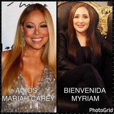De todas formas Mariah Carey ya pasó de moda...