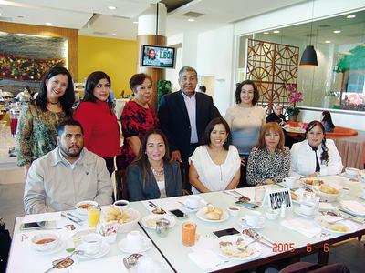 02022017 Personal directivo y supervisión de Zona 2 Educación Especial Región Laguna.