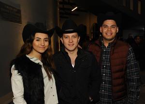03022017 Marita, Alberto y Javier.