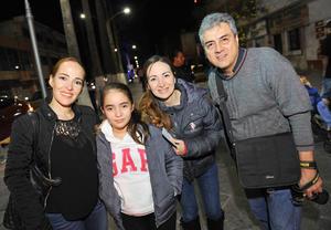 03022017 Marisol, María René, Michelle y Alejandro.
