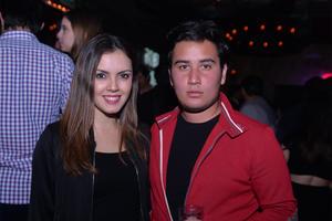 Ana Sofía y Luis Antonio