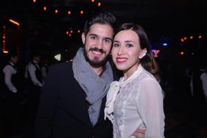 Diego y Anabel