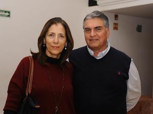 Gabriela y Luis
