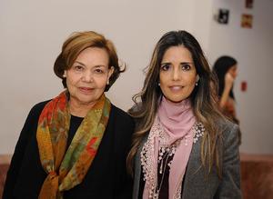 Norma Sada y Sandra Gamiz