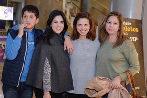 04022017 Tony, Ana, Norma y Norma.
