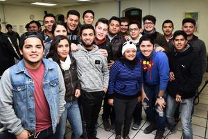 04022017 Alumnos de la Universidad Tecnológica de La Laguna de Durango.