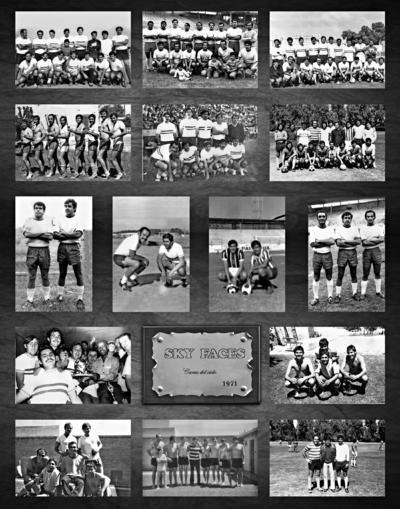 "05022017 Los famosos ""Sky faces"", ""Cara de cielo"", equipo de futbol de amigos en la Comarca Lagunera en 1967, 68', 69', 70' y 71', integrados por Carlos García Carrillo, ""Chato"", Héctor Ibáñez, ""Chacalito"", Jorge González Morado, ""Cachetón"", Armando Gallegos, Javier Muñoz Boyens, Salomón Juan Marcos, Héctor Arreola, Enrique Alday, Alejandro Garza, ""Búho"", Tomy Román Mier, Ramón Ávila Garza, José A. Villavicencio, ""Chupón"", Rodolfo González Treviño, ""Popo"", Fernando López Borrego, ""Nin"", Javier González Ruiz, Jesús García Carrillo, ""Chuma"", Rodolfo Boehringer, ""Rudy"", Donaldo Ramos, Juan Franch, Fonseca, ""Abuelo"", Beto Román, Elías Ávalos, Jorge Díaz de León, Francisco Javier Ibarreche, ""Pachín"", Pepe Bracho, Luis Castro, Memo Salmón y algunos más."