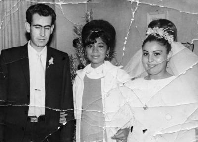 05022017 Francisco, Ernestina y Sobrina en 1967.