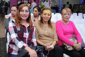 06022017 María Isabel, Lucy y Helen.
