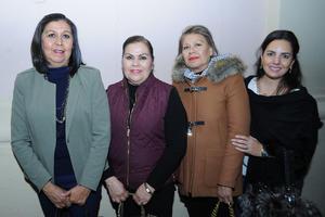 06022017 Ruth, Perla, Norma y Sandra.