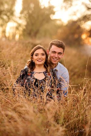 05022017 Lorena Isabel y Simon Kristoffer unieron sus vidas el 6 de enero del presente año y actualmente residen en Noruega. - David Lack Fotografía