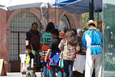 En este fin de semana largo hubo gran presencia de turistas en la región.