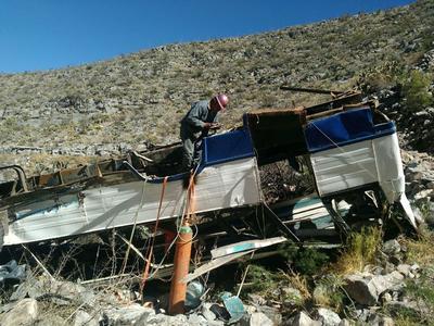 La Sociedad Productiva Rural Mapimí y Ojuela Turísticos solicitó en reiteradas ocasiones que fuera retirado el autobús, ya que tras el accidente se registró una baja en el turismo de este paraje, debido a la desconfianza de los visitantes.
