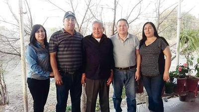 09022017 Minerva, Arturo, Gilberto, Miguel Ángel y Elva.