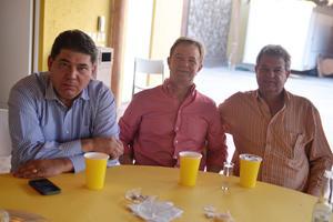 09022017 Luis, Carlos y Alberto.