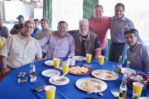 09022017 Karim, Rafael, Quintín, Jesús, Carlos y Sergio.
