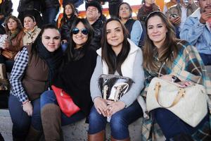 09022017 Maribel, Mónica, Ana y Alejandra.
