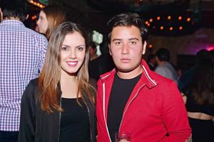 09022017 EN EL ANTRO.  Ana Sofía y Luis Antonio.