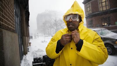 Según expertos, esta probablemente será la peor tormenta acaecida hasta el momento en este invierno inusualmente templado.