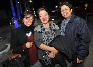 10022017 Cecy, Ángeles y Cecy.