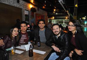10022017 Daniela, Memo, Josué, Lalo y Mayra.