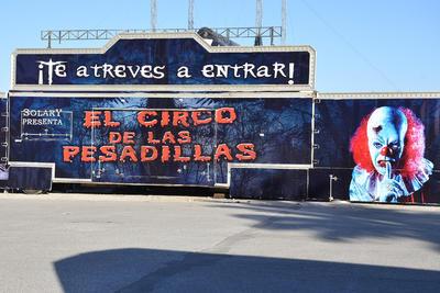 El anuncio de la presentación de este circo generó desde días antes varios mensajes de alarma en redes sociales.