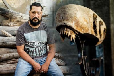 A sus 42 años de edad su trabajo va desde crear fachadas de casinos en Las Vegas, exportar sus piezas a distintas partes del mundo y realizar estatuas de personajes célebres como Don Elías Murra Marcos y Jared Borgetti.