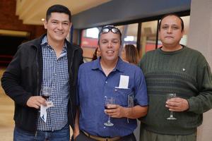 12022017 Sergio, Eduardo y Miguel.