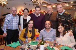 12022017 Rolando, Nuria, Cristian, Ricardo, Carlos, Laura, Carlos y Diana.