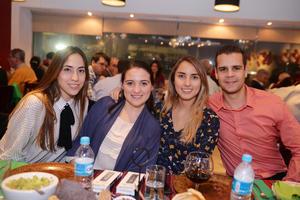12022017 Jenifer, Bárbara, Valeria y Óscar.