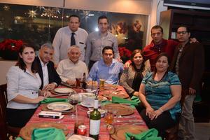 12022017 José Luis, David, Sergio, Eder, Laura, Óscar, José Luis, Jesús, Pilar y Adriana.