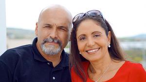 12022017 Fernando Mastroianni y María Richards.
