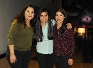 16022017 Ivonne, Roxana y Esmeralda.