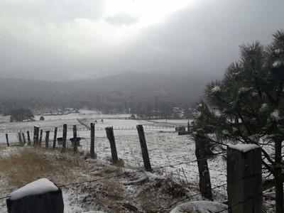 El fin de semana podría presentarse nueva tormenta invernal con afectaciones en Durango.