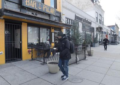 Así lucieron los restaurantes hispanos de Washington, DC.