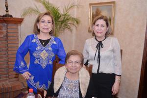 17022017 Rosy, Elodia y Coco.