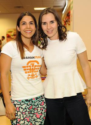 Fernanda y Melina