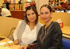Lety y Verónica