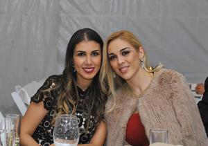 Faride y Dayana