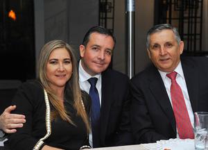 Laura, Pablo y Lalo