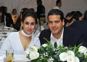 Marina y David