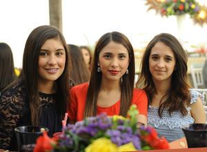 Ana, Diana y Natalia