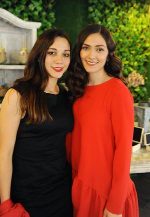 María y Cristina