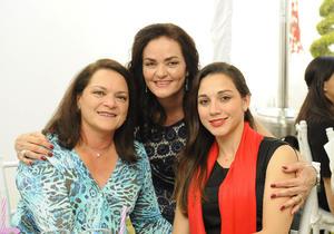 Rosario, Soledad y Cristina