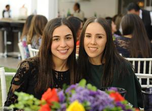 Sara y Ana Cecy