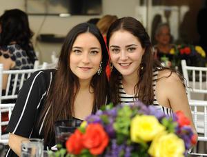 Valeria y Sofía