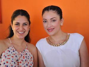 Rocío y Paola